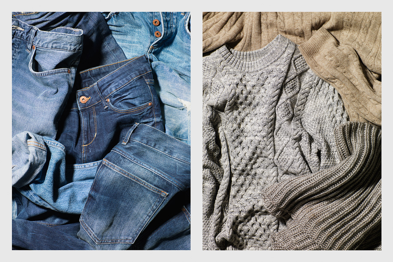 H&M Denim / Knits